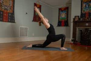 Ride the Breath Asana Photo